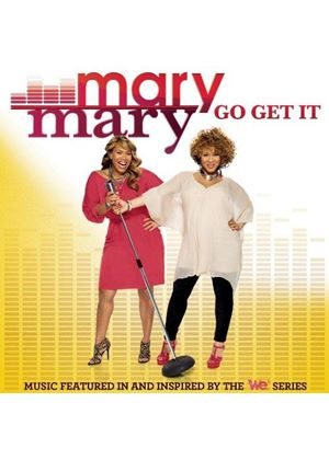 Mary Mary - Go Get It (Music CD)