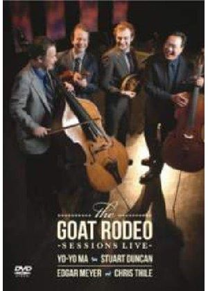 Chris Thile - Goat Rodeo Sessions Live (Live Recording/+DVD)