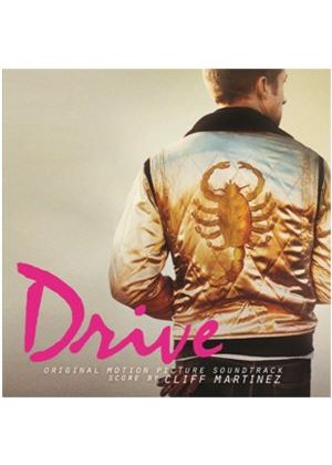 Cliff Martinez - Drive [Original Motion Picture Soundtrack] (Original Soundtrack) (Music CD)