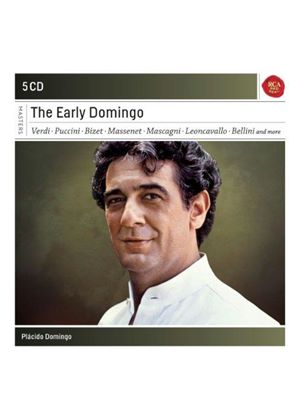 Young Domingo Collection (Music CD)