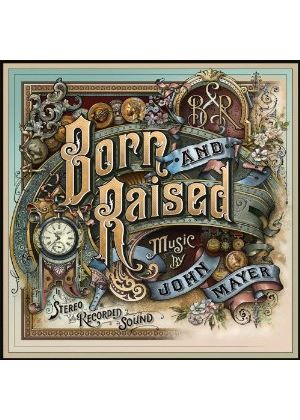 John Mayer - Born and Raised (Music CD)