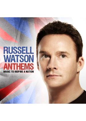 Russell Watson - Anthems (Music To Inspire a Nation) (Music CD)