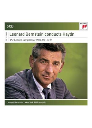 Leonard Bernstein Conducts Haydn: The London Symphonies (Music CD)