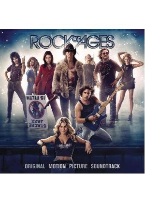 Soundtrack - Rock of Ages [Original Motion Picture Soundtrack] (Original Soundtrack) (Music CD)
