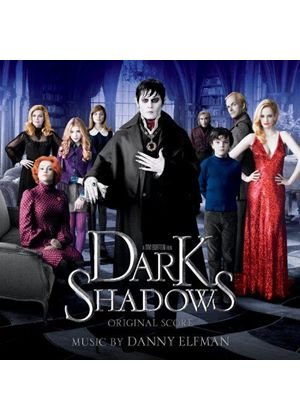 Dark Shadows [Original Score] (Music CD)