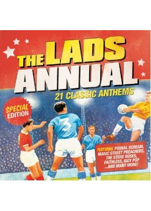 Various Artists - The Lads Annual: One For The Lads (Music CD)