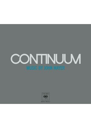 John Mayer - Continuum (Music CD)
