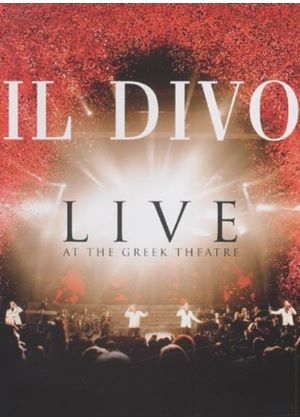 Il Divo: Live At The Greek Theatre (Music DVD)
