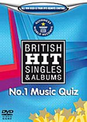 British Hit Singles And Albums No. 1 Music Quiz (Interactive DVD)