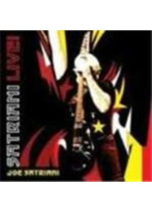 Joe Satriani - Satriani Live! (Music CD)