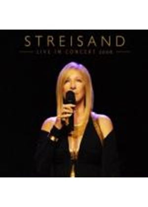 Barbra Streisand - Live in Concert 2006 (Music CD)