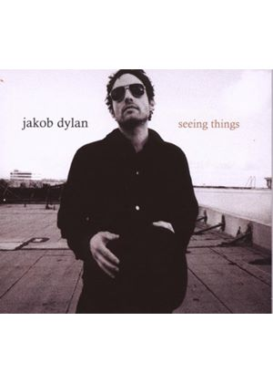Jakob Dylan - Seeing Things (Music CD)