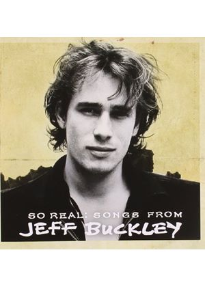 Jeff Buckley - So Real: Songs from Jeff Buckley (Music CD)