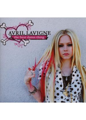 Avril Lavigne - Best Damn Thing (Music CD)