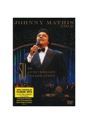 Johnny Mathis - Gold - 50th Anniversary