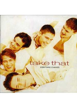 Take That - Everything Changes  (Music CD)