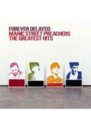 Manic Street Preachers - Forever Delayed: The Best Of (Slide Pack) (Music CD)