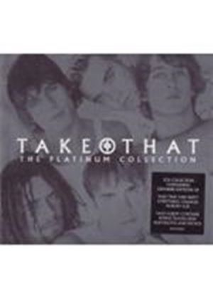 Take That - The Platinum Collection [3 CD Box Set] (Music CD)