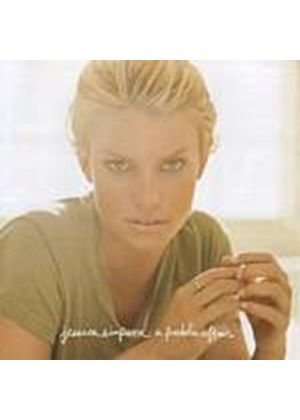 Jessica Simpson - A Public Affair (Music CD)