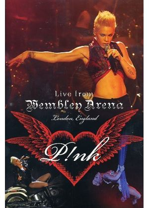 Pink: Live From Wembley Arena (Music DVD)