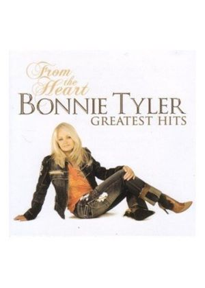 Bonnie Tyler - From The Heart - Greatest Hits (Music CD)