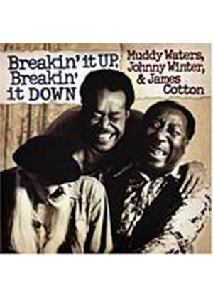Waters, Winter And Cotton - Breakin It Up, Breakin It Down (Music CD)