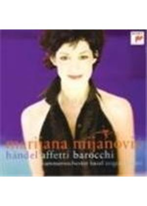 George Frideric Handel - Affetti Barocchi (Mijanovic) (Music CD)