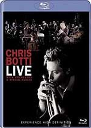 Chris Botti: Live With Orchestra & Special Guests [Blu-ray] (Music DVD)