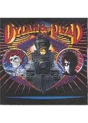 Bob Dylan - Dylan And The Dead (Music CD)