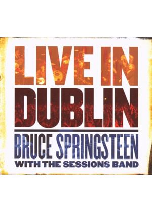 Bruce Springsteen - Live in Dublin (Music CD)