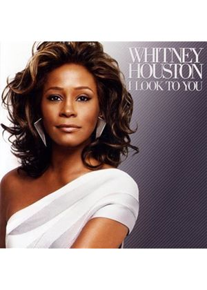 Whitney Houston - I Look to You (Music CD)