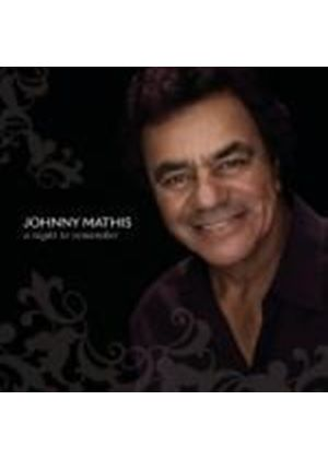 Johnny Mathis - A Night to Remember (Music CD)