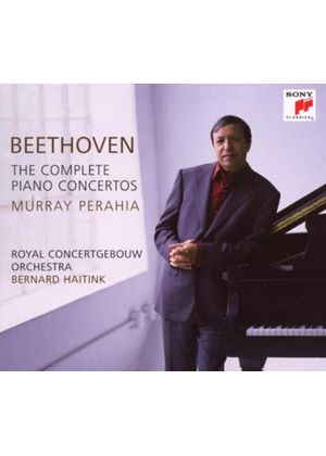 Ludwig Van Beethoven - The Complete Piano Concertos (Haitink, Perahia) (Music CD)