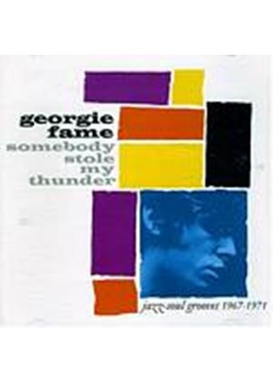 Georgie Fame - Somebody Stole My Thunder (Music CD)