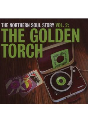 Various Artists - The Golden Age Of Northern Soul - The Golden Torch (Music CD)