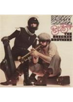 The Brecker Brothers - Heavy Metal Be-Bop (Music CD)