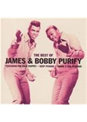 James & Bobby Purify - BEST OF