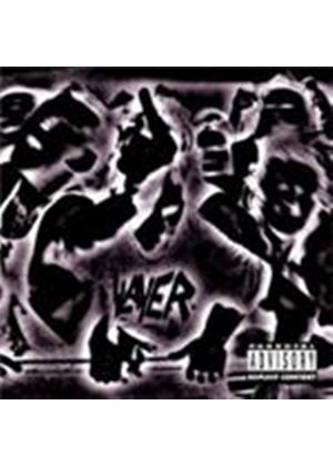 Slayer - Undisputed Attitude (Parental Advisory) [PA] (Music CD)