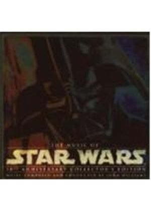 John Williams - The Music Of Star Wars: 30th Anniversary Collection (8CD)