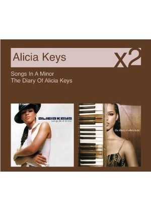 Alicia Keys - Songs In A Minor/The Diary Of Alicia Keys