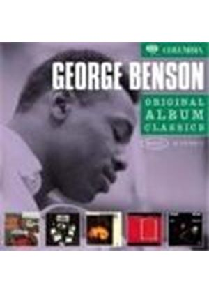 George Benson - Original Album Classics (Bad Benson/George Benson Cookbook/Body Talk/Beyond The Blue Horizon) (5 CD Boxset) (Music CD)