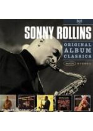 Sonny Rollins - Original Album Classics (The Bridge/Our Man In Jazz/Whats New?/The Standard Rollins/Sonny Rollins & Co) (5 CD Boxset) (Music CD)