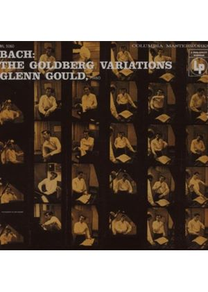 Johann Sebastian BAch - Goldberg Variations - Jubilee Edition (Gould) (Music CD)