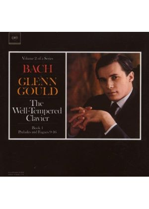 Glenn Gould, Vol 18 - Bach: (The) Well Tempered Clavier Bk 1 BWV 854-861