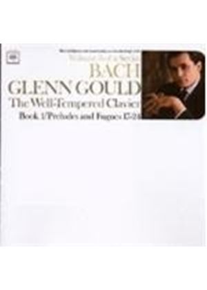 Glenn Gould Vol 21 - Bach: (The) Well-Tempered Clavier Bk 1, Vol 3