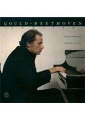 Beethoven: Piano Sonatas Nos 1-3 & 15 (Music CD)