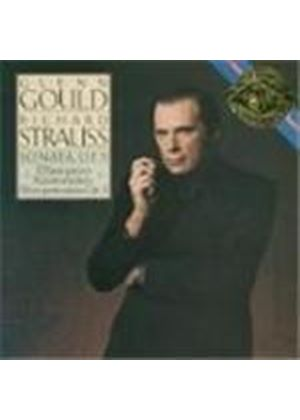 Glenn Gould, Vol 77 - Strauss, R: Piano Works