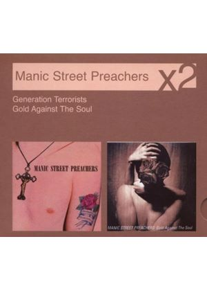 Manic Street Preachers - Generation Terrorists/Gold Against The Soul (Music CD)
