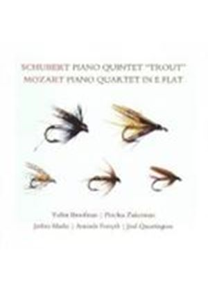 Mozart: Piano Quartet; Schubert: Piano Quintet, \\'Trout\\' (Music CD)