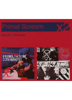 Primal Scream - Evil Heat/Xtrmntr